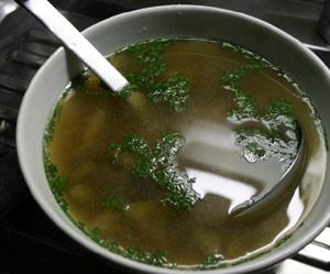 miso suppe rezepte dashi no moto